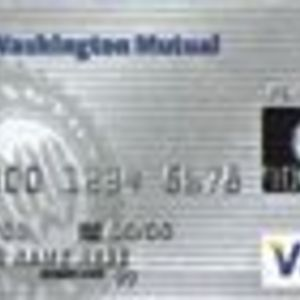 Washington Mutual - MyPoints Platinum Visa Card