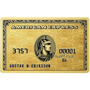 American Express - Premier Rewards Gold Credit Card