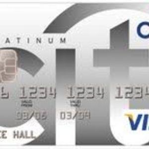 Citi - Platinum Visa Card
