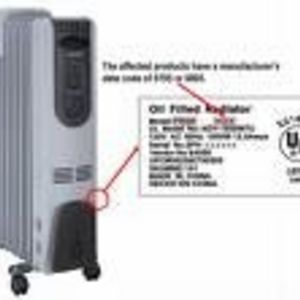 Maxi-heat Oil-filled heater