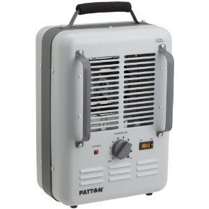 Patton Portable Milkhouse Utility Heater