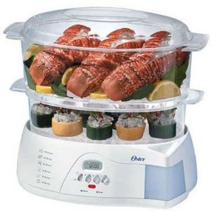 Oster Digital Food Steamer and Rice Cooker 5712