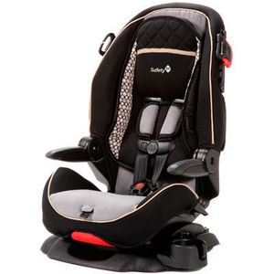Safety 1st Summit Deluxe High Back Booster Seat