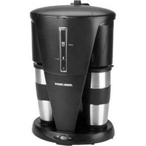 Dual Coffee Maker With K Cup : Black & Decker Dual Single-Cup Personal Coffee Maker DDCM200 Reviews Viewpoints.com