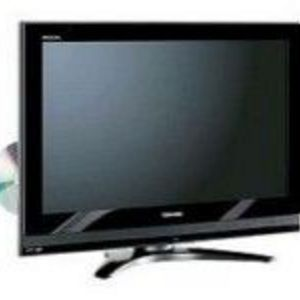 Toshiba - Regza 32 in. HDTV LCD Television TV/DVD Combo