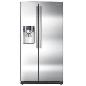 Samsung Side-by-Side Refrigerator RS265LBRS