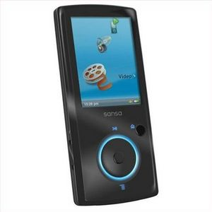 SanDisk - Sansa View MP3 Player