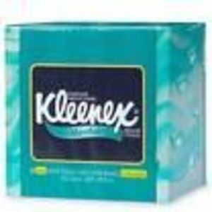 Kleenex Cold Care Facial Tissue with Menthol