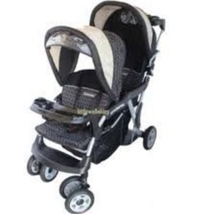 One Step Ahead Sit 'n Stand Elite Double Stroller