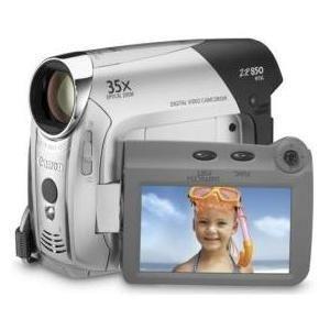Canon - NTSC ZR850 Camcorder
