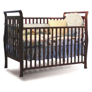 Dorel 3-in-1 Sleigh Crib