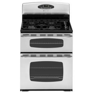 Maytag freestanding gas double oven range mgr6775ss reviews - Gas stove double oven reviews ...