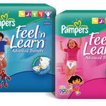 Pampers Feel N Learn Training Pants