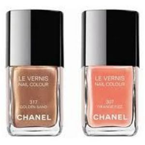 Chanel Le Vernis Nail Colour - All Shades