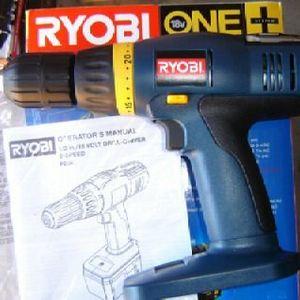 Ryobi One+ 18 Volt Cordless Drill