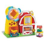 Fisher-Price Peek A Blocks Sing and Sounds Farm