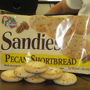 Keebler - Pecan Sandies Shortbread