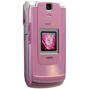 Sanyo - Katana II SCP-6650 Cell Phone
