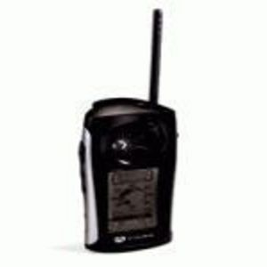 Audiovox - 5-Mile 15-Channel FRS/GMRS Two-Way Radio with Receiver