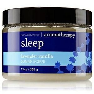 Bath & Body Works Aromatherapy Sleep Lavender Vanilla Sugar Scrub