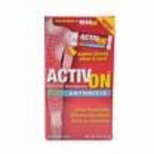ActivOn Ultra Strength Topical Analgesic
