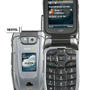 Motorola - cell Cell Phone