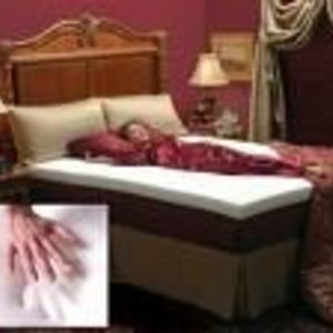 Various  4-Inch Memory Foam Mattress Topper - All Brands