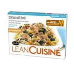 Lean Cuisine Salmon with Basil