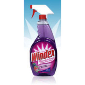 Windex Mountain Berry Glass Cleaner