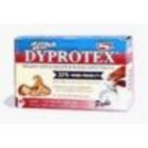 Dyprotex Ultra Medicated Diaper Rash Ointment Pads 8 Pads/Pack, 6pack