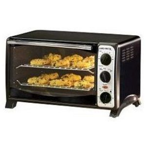 Euro-Pro 6-Slice Toaster Oven