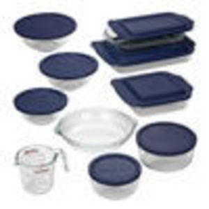 Pyrex 18-Pc Bake and Prepware Set