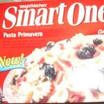 Weight Watchers Smart Ones Pasta Primavera