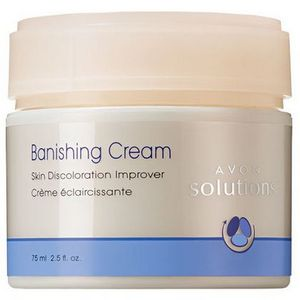 Avon Banishing Cream Skin Discoloration Improver