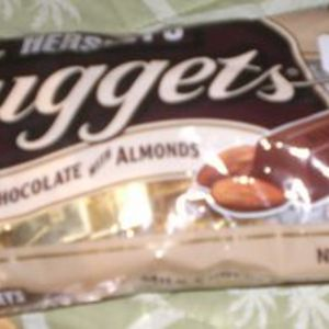 Hershey - Nuggets Milk Chocolate with Almonds