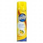 Pledge Furniture Polish, Lemon Scent