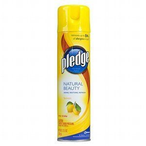 Pledge Furniture Polish Lemon Scent Reviews