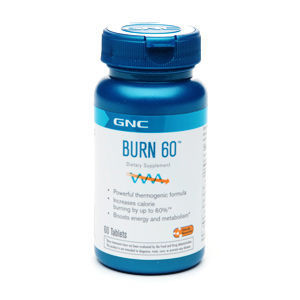 Gnc Burn 60 Reviews Viewpoints Com