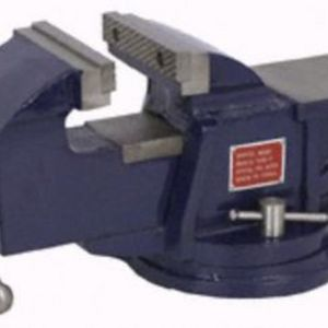 "Central Forge 5"" Swivel Bench Vise"