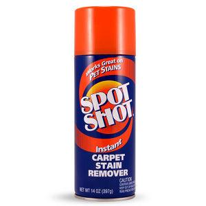Spot Shot Instant Carpet Stain Remover