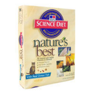 Hill's Science Diet Nature's Best Dry Cat Food