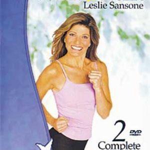 Leslie Sansone Walk the Walk DVD