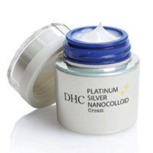 DHC Platinum/Silver Nanocolloid Serum and Cream