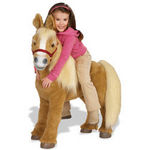 Tiger Electronics FurReal Friends Pony: Butterscotch