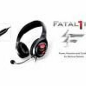 Creative - Fatality Headphones