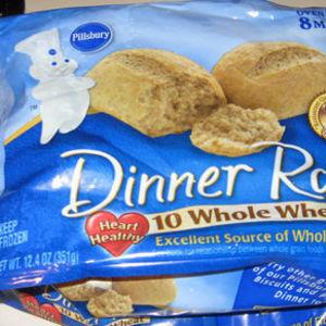 Pillsbury Dinner Rolls - Whole Wheat