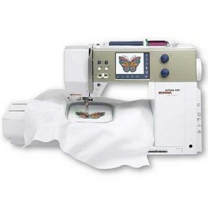 Bernina Computerized Embroidery Machine Artista