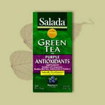 Salada - Green Tea with Purple Antioxidants