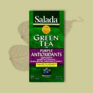 Salada - Green Tea with Purple Antioxidants