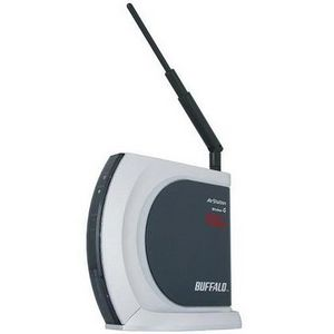 Buffalo Technology AirStation Router (WHRHPG54)